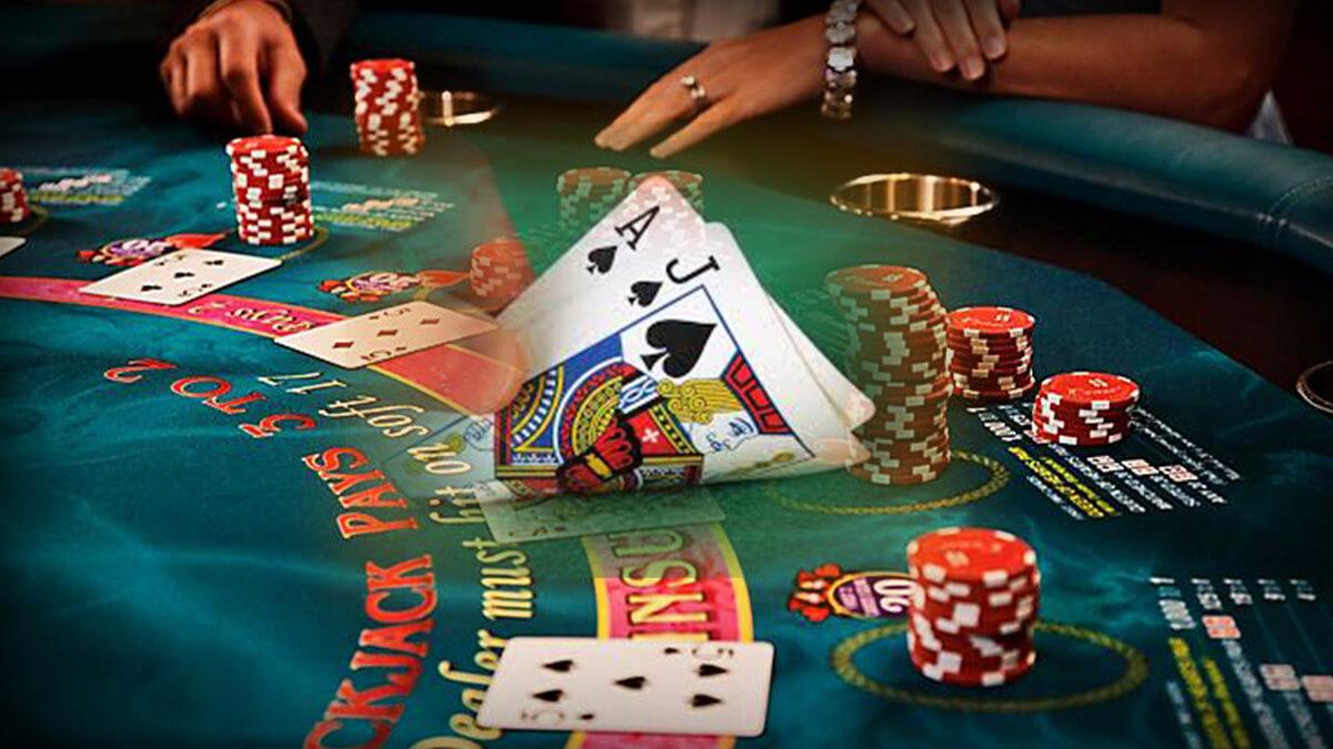 How Blackjack Betting Works - NJ Casino 10